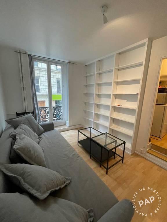 Appartement 830€ 16m² Paris 2E