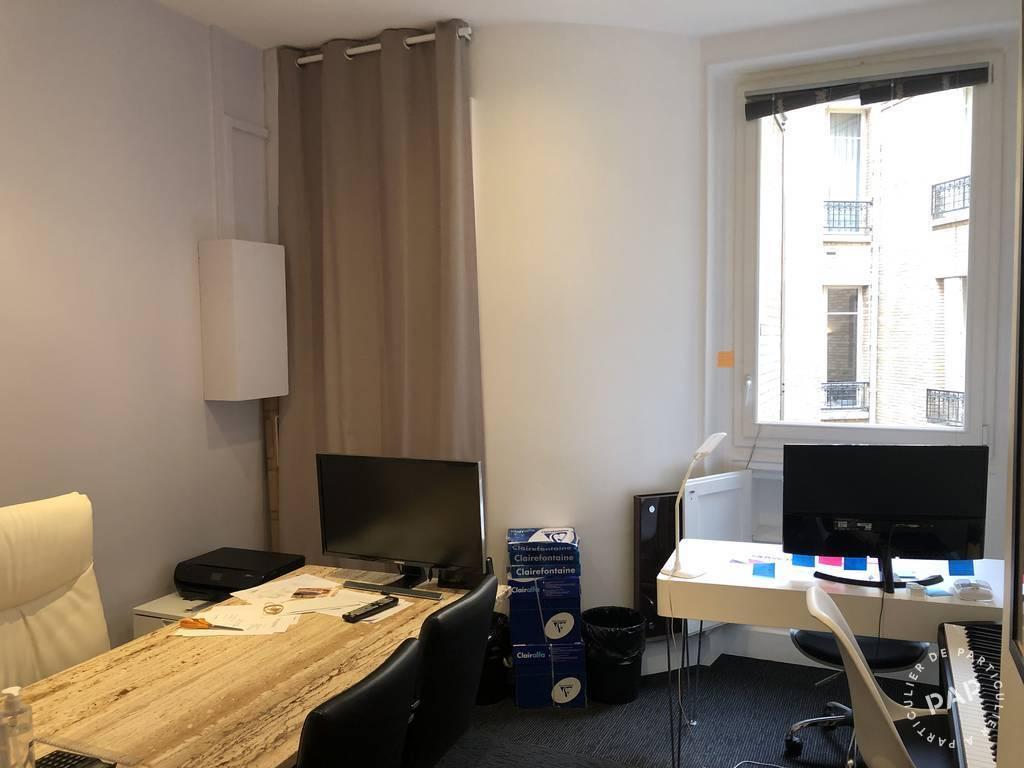 Bureaux et locaux professionnels 1.500€ 15m² Paris 16E (75116)