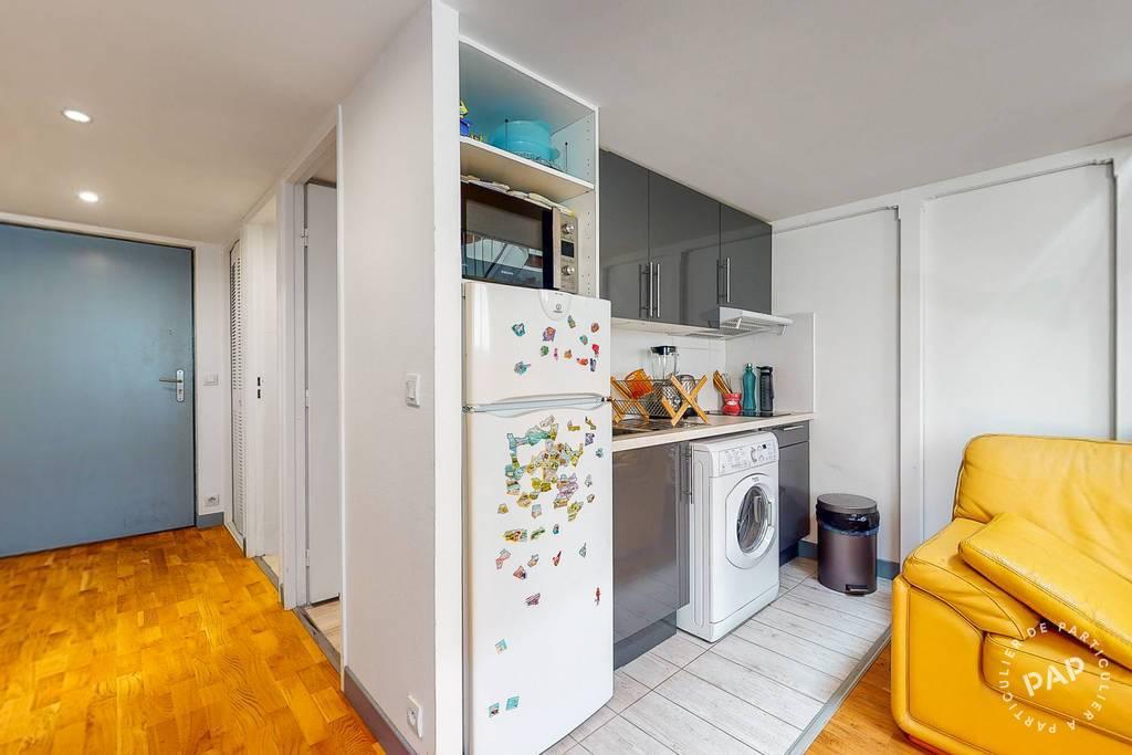 Appartement 450.000€ 40m² Paris 19E (75019)