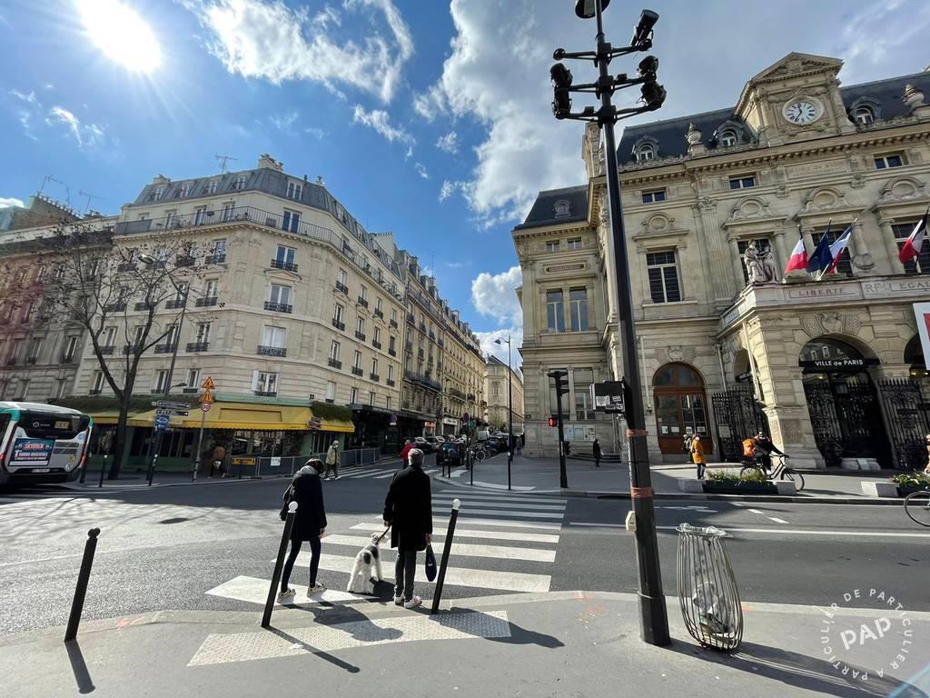 Vente Paris 18E
