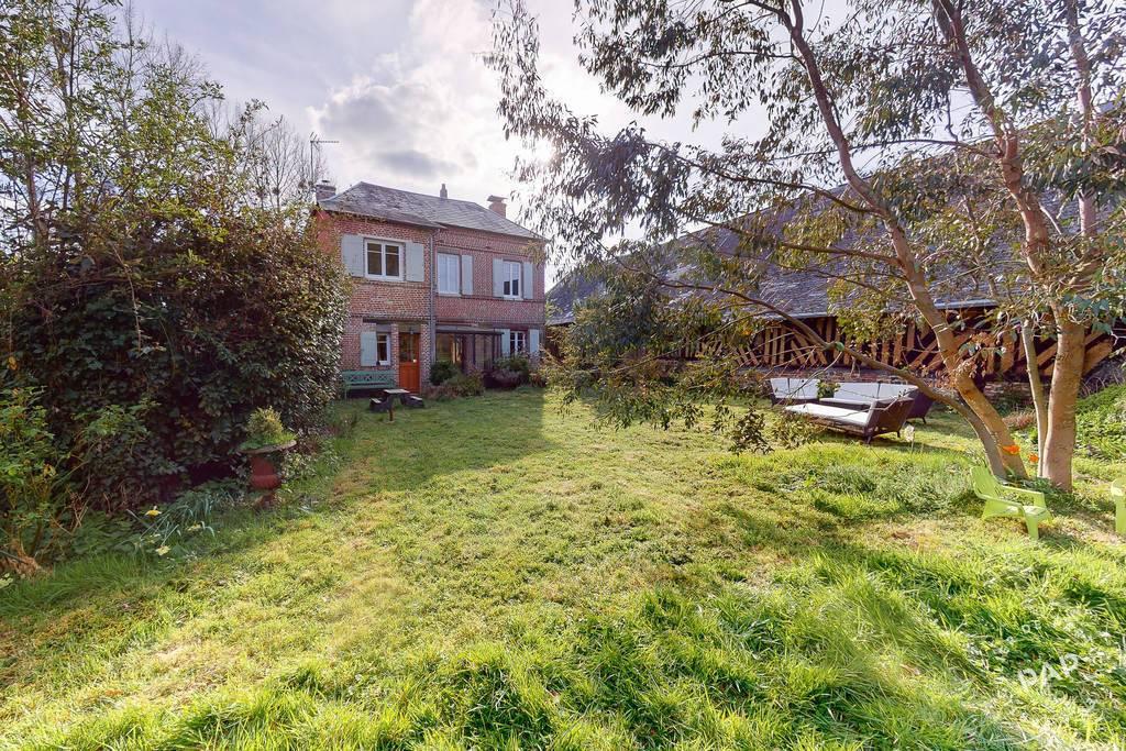 Immobilier Saint-André-D'hébertot 350.000€ 140m²