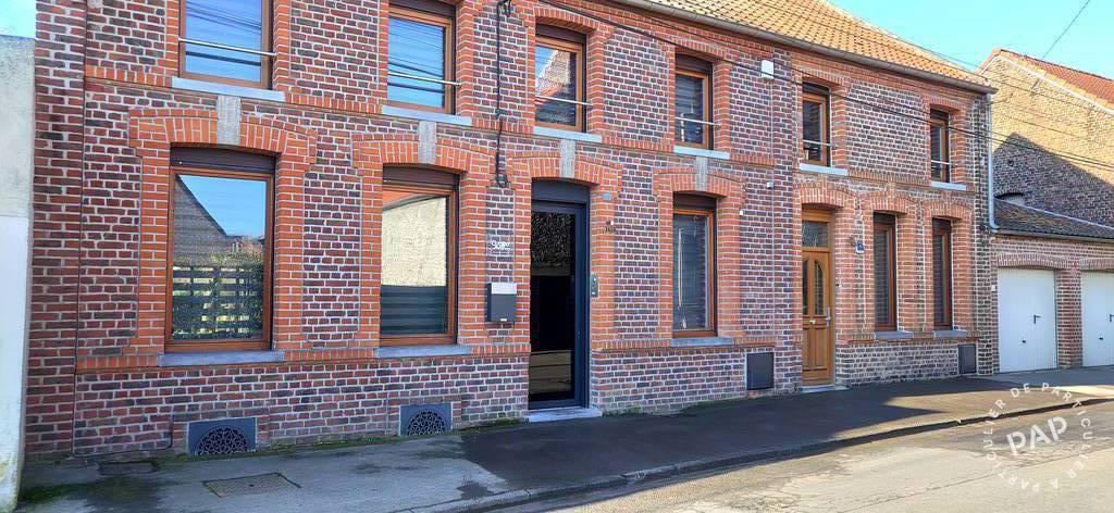Immobilier Vieux-Condé (59690) 920€ 92m²