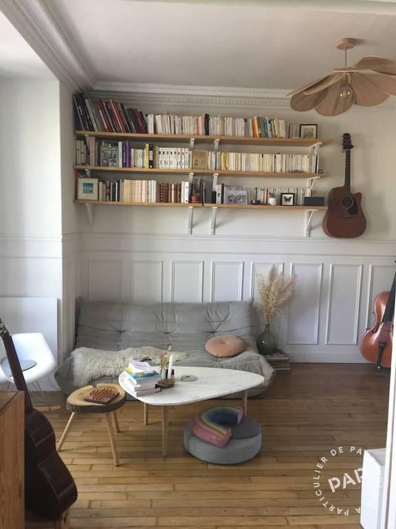 Immobilier Paris 13E (75013) 520.000€ 43m²