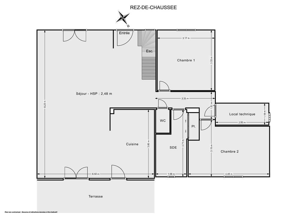 Vente Maison Lorris (45260) 175m² 250.000€