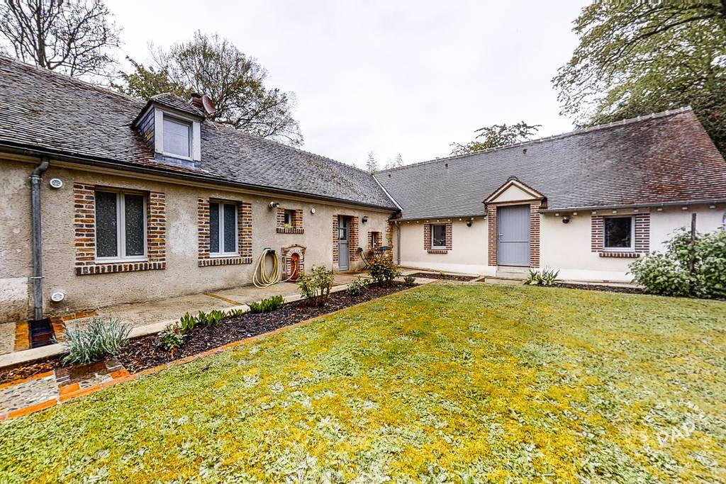 Vente Maison Ferrières-En-Gâtinais (45210) 180m² 380.000€