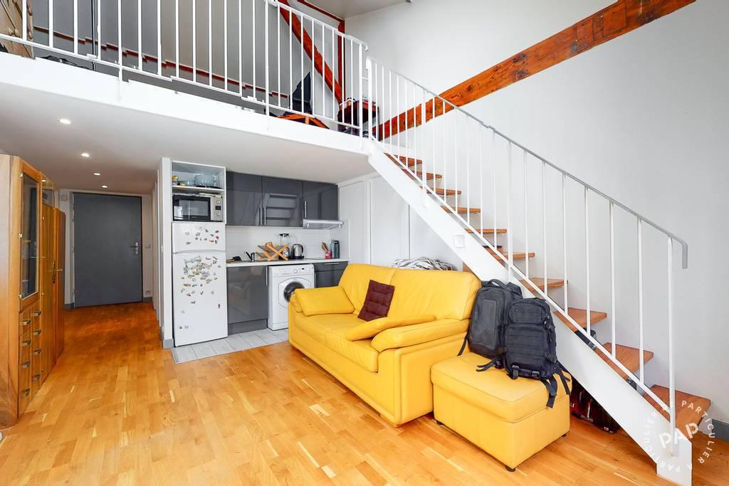 Vente Appartement Paris 19E (75019) 40m² 450.000€