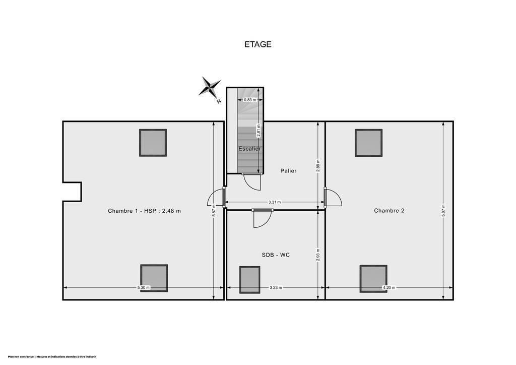 Vente Maison Lorris (45260)