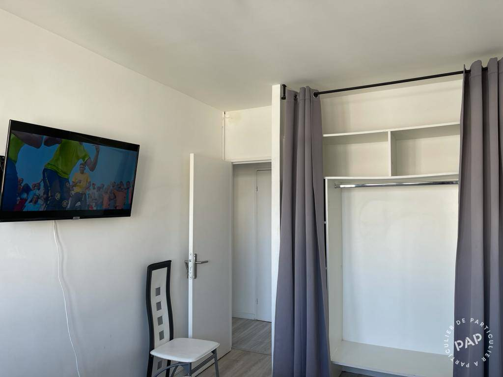 Location appartement studio Villeneuve-la-Garenne (92390)