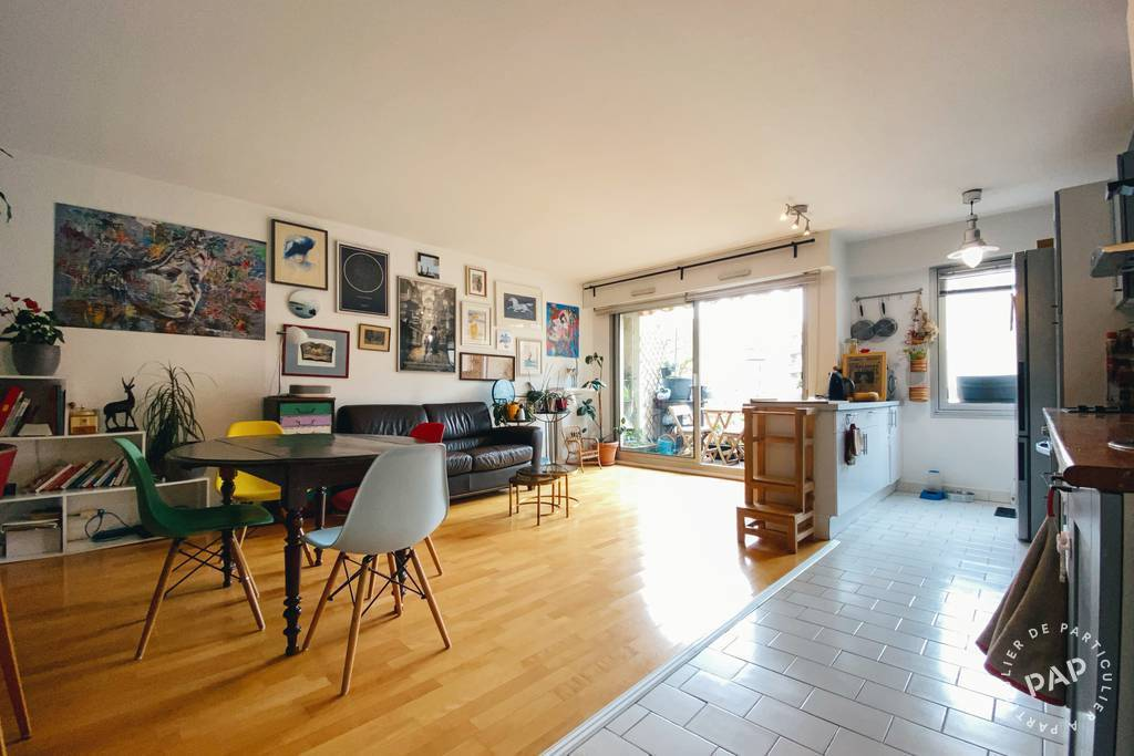 Vente Appartement Clichy (92110) 82m² 640.000€