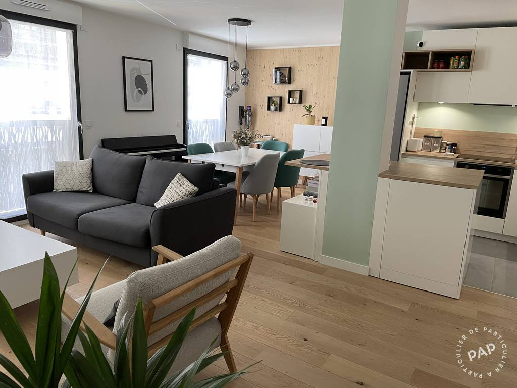 Vente Appartement Clichy (92110) 69m² 589.000€