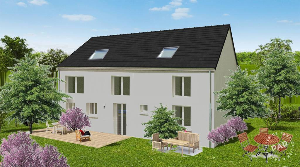 Vente Maison Saint-Crépin-Ibouvillers (60149) 110m² 280.000€
