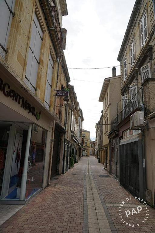 Vente appartement studio Bergerac (24100)