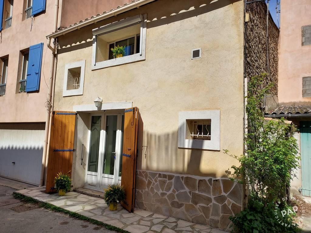 Vente maison 2 pièces Fuveau (13710)