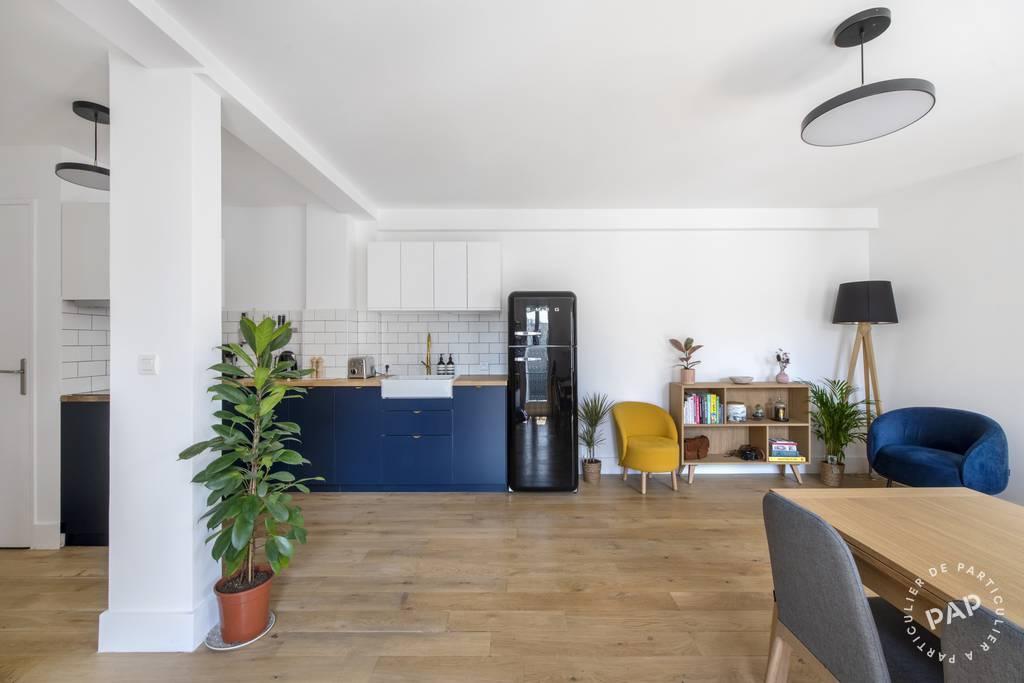 Vente Appartement Paris 18E (75018) 54m² 635.000€