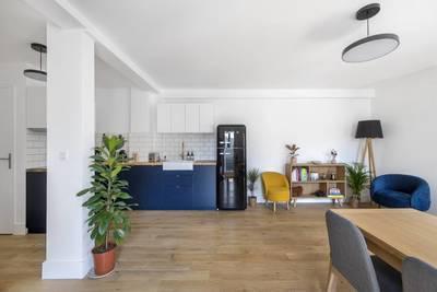 Vente appartement 2pièces 54m² Paris 18E (75018) - 650.000€