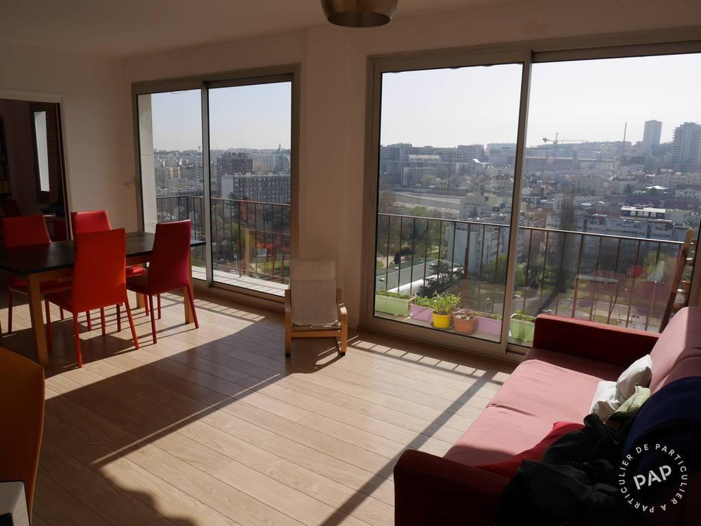 Vente Appartement Gentilly (94250) 81m² 485.000€