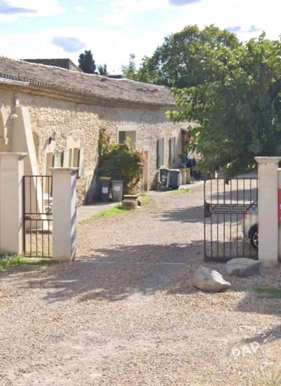 Vente maison 2 pièces Vergèze (30310)