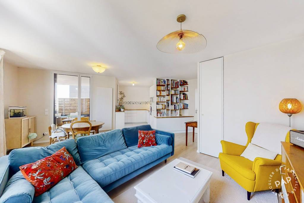Vente Appartement Bordeaux (33300) 86m² 480.000€