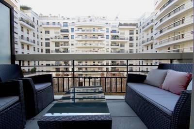 Vente appartement 5pièces 112m² Levallois-Perret (92300) - 1.420.000€