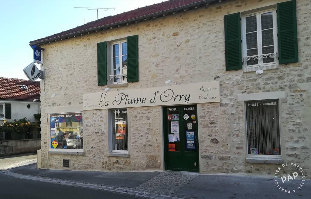 Vente et location Fonds de commerce Orry-La-Ville (60560)  90.000€