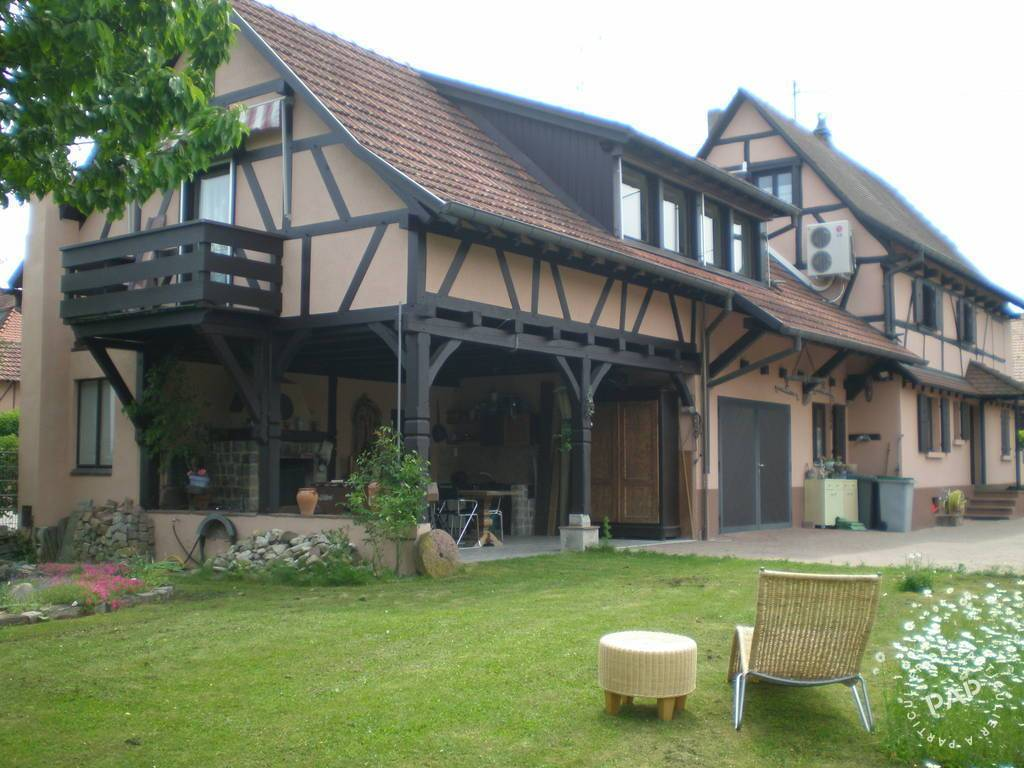 Vente Maison Uffheim (68510) 200m² 560.000€