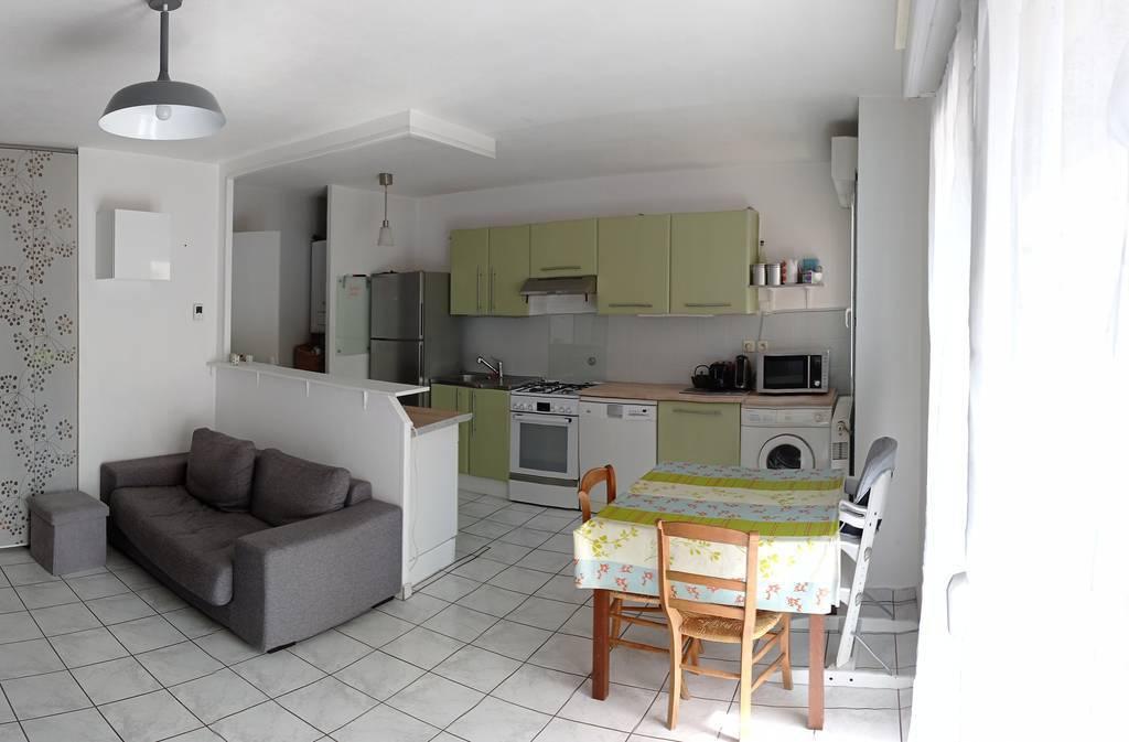 Vente appartement 3 pièces Lyon 7e