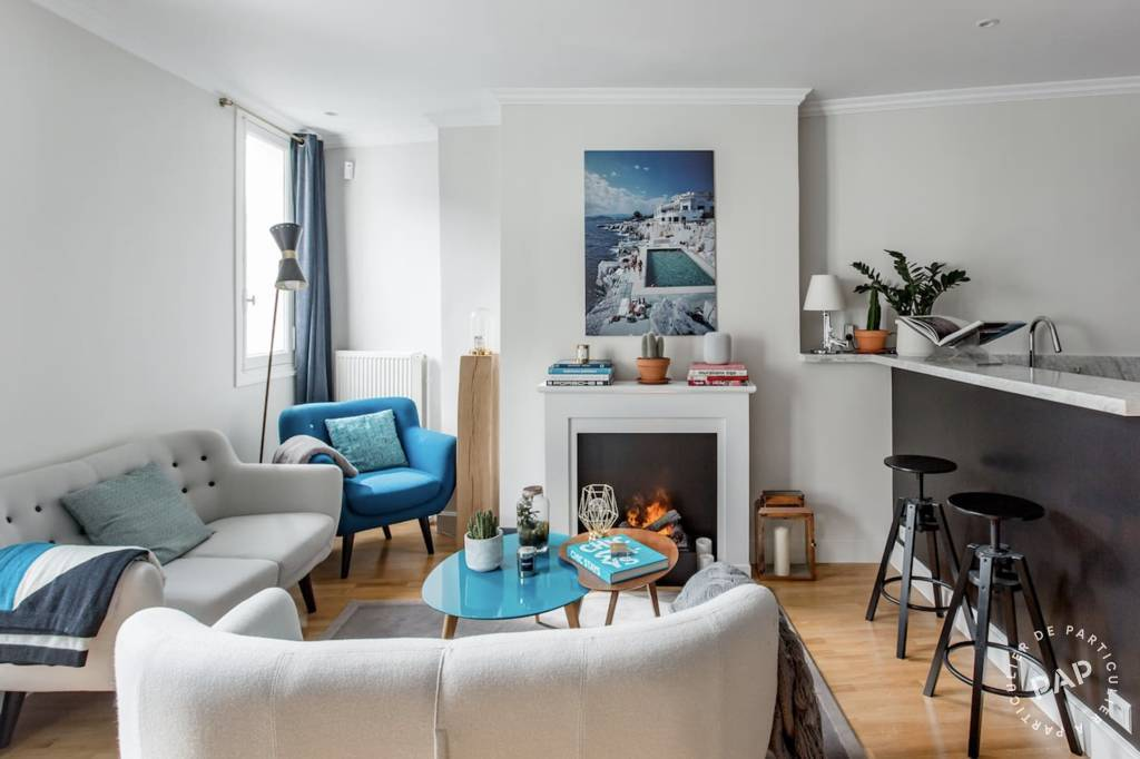 Vente Appartement Paris 6E (75006) 63m² 1.150.000€