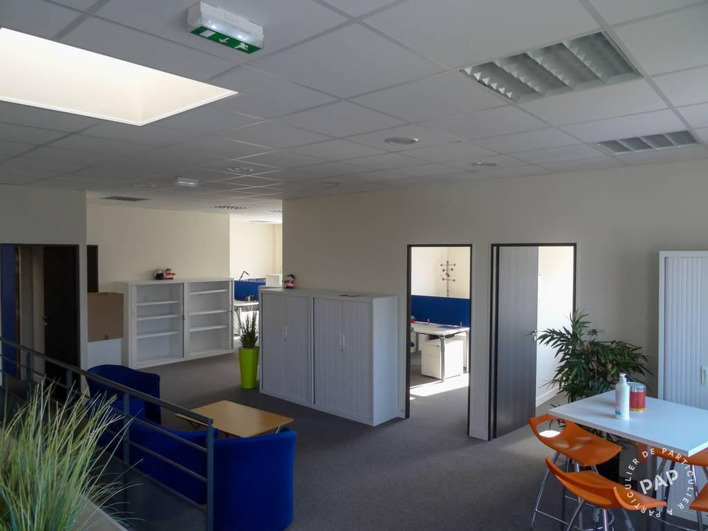 Location Bureaux et locaux professionnels Bois-D'arcy (78390) 120m² 1.200€