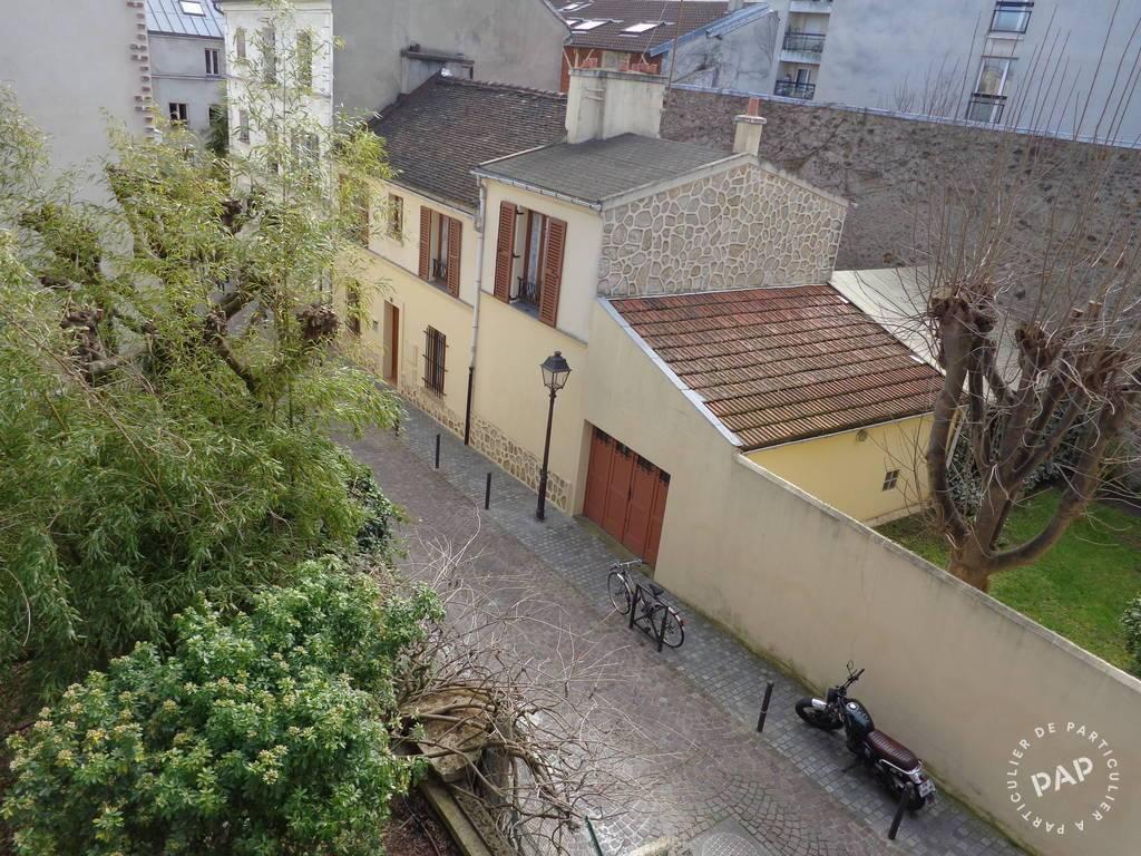 Location Appartement Paris 19E (75019) 28m² 870€