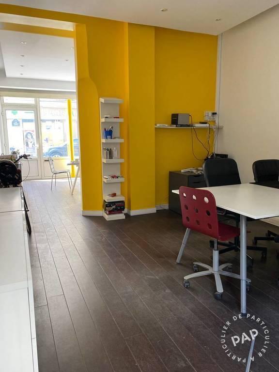 Vente Bureaux et locaux professionnels Paris 17E (75017) 45m² 695.000€