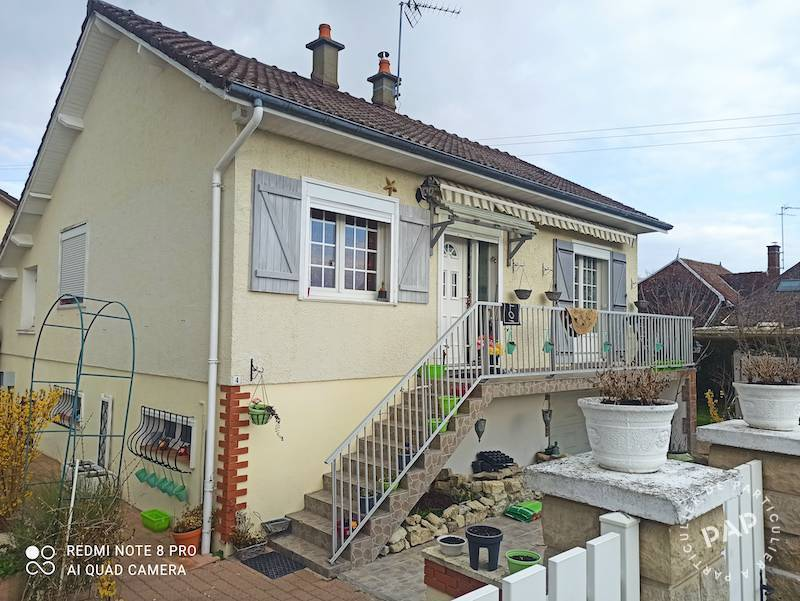 Vente Maison Creney-Près-Troyes (10150) 96m² 235.000€