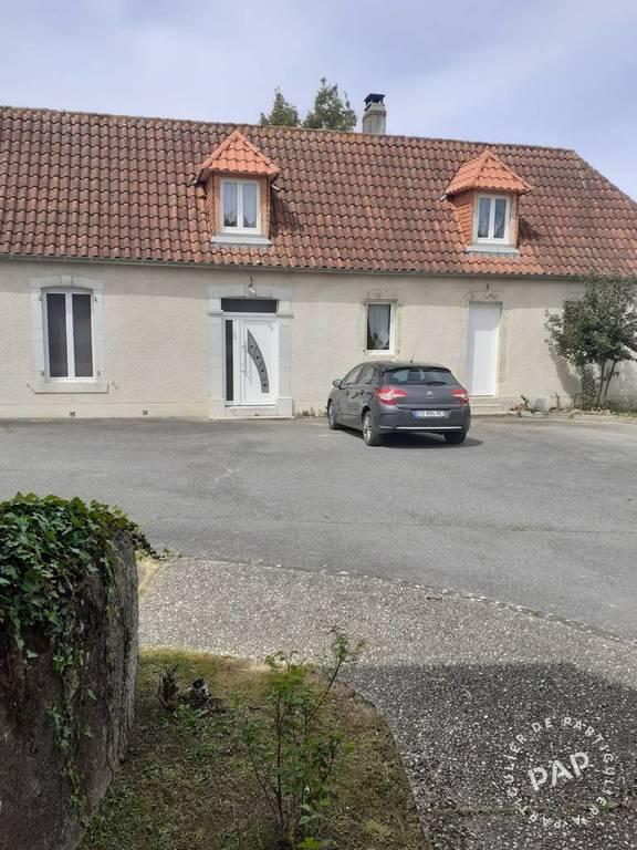 Vente maison 7 pièces Garlin (64330)