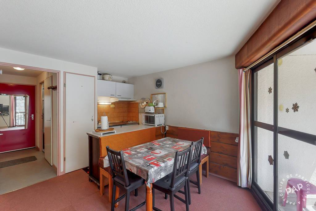 Vente appartement 3 pièces Saint-Lary-Soulan (65170)