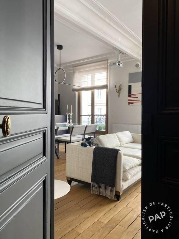 Vente Appartement Paris 18E (75018) 61m² 700.000€