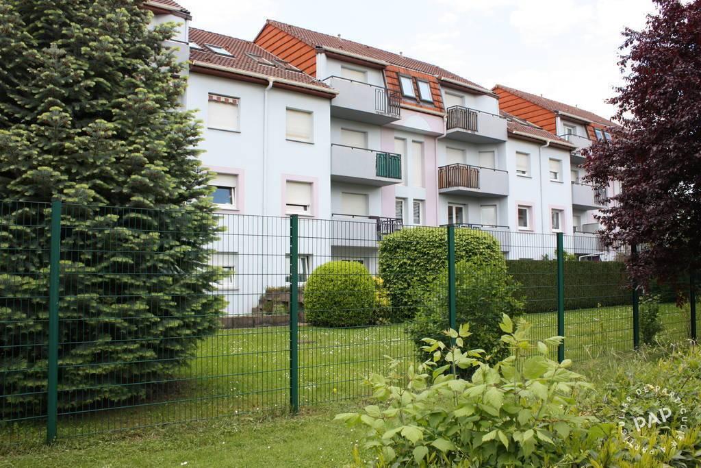 Location appartement 2 pièces Metz (57)
