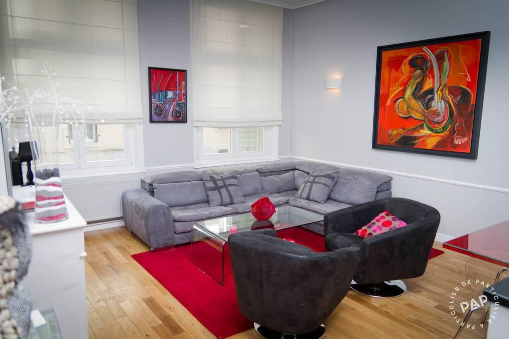 Vente Appartement Nancy (54000) 80m² 315.000€