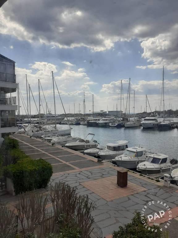 Vente Appartement Vue Mer - Agde 35m² 150.000€
