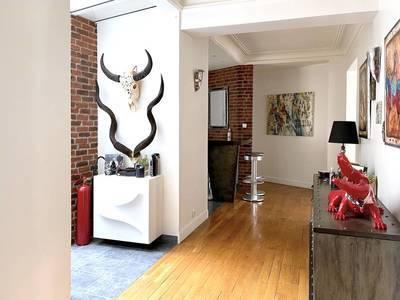 Vente appartement 5pièces 135m² Paris 17E (75017) - 1.630.000€