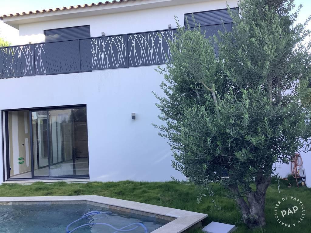 Vente Maison Saint-Cyr-Sur-Mer (83270) 121m² 790.000€