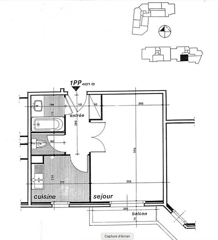 Vente Appartement Le Kremlin-Bicêtre (94270) 31m² 235.000€
