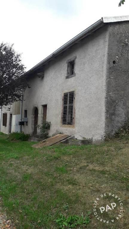 Vente maison 5 pièces Sionviller (54300)