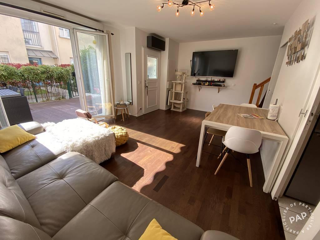 Vente maison 4 pièces Ivry-sur-Seine (94200)