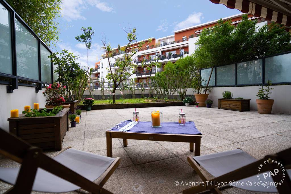 Vente Appartement Lyon 9E (69009) 87m² 510.000€