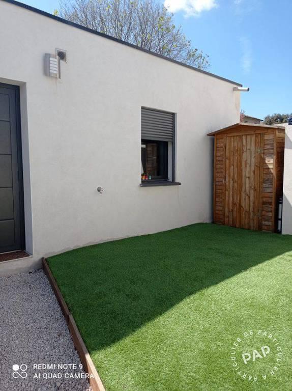 Vente maison 3 pièces Montpellier (34)