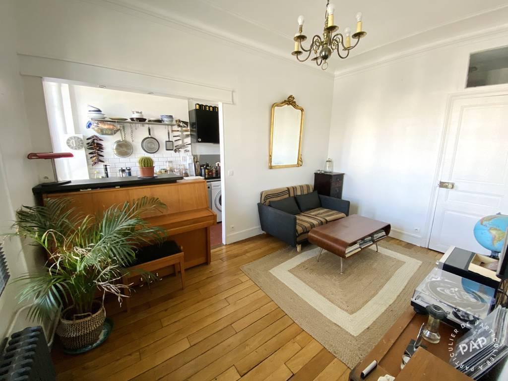 Vente maison 2 pièces Nanterre (92000)