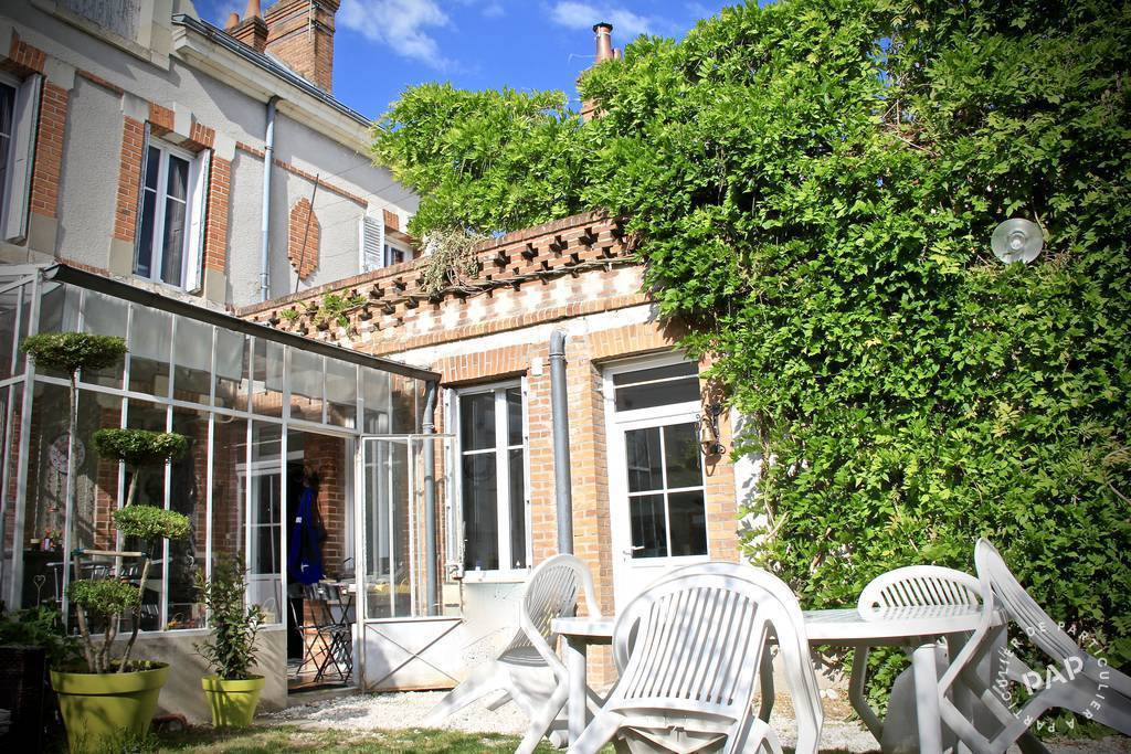 Vente Maison Romorantin-Lanthenay (41200) 200m² 340.000€