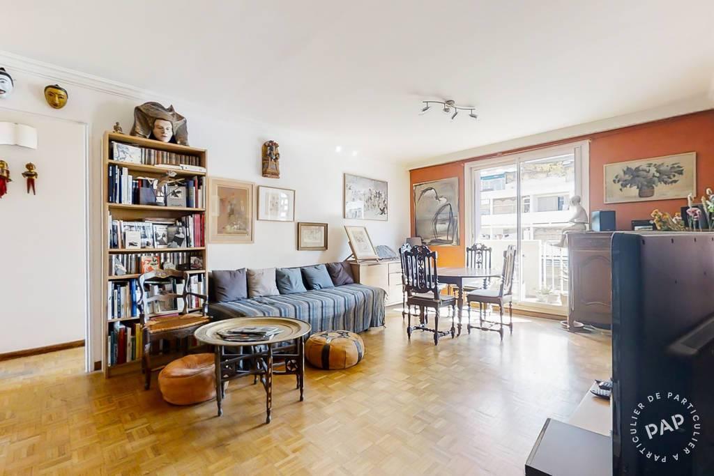 Vente appartement 3 pièces Marseille 2e