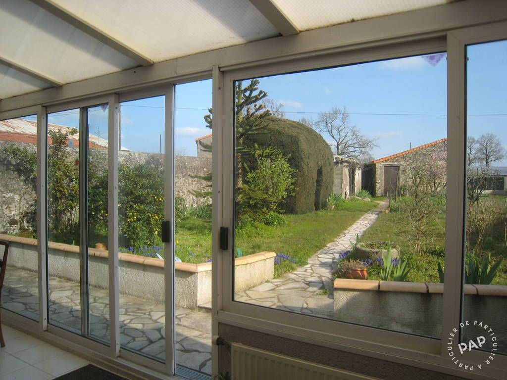 Vente Maison Les Herbiers (85500) 160m² 224.500€