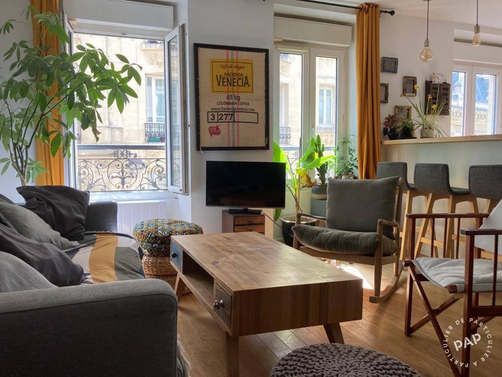 Vente Appartement Paris 9E (75009) 44m² 600.000€