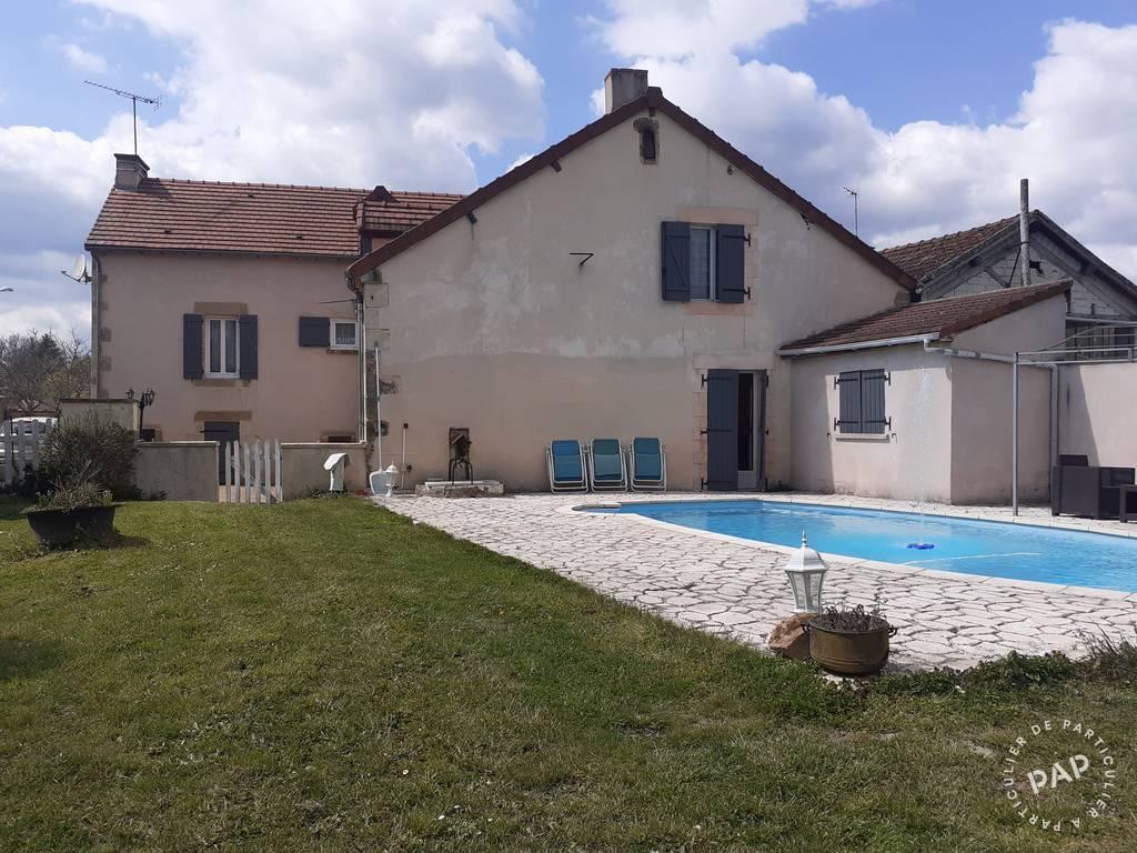 Vente maison 6 pièces Cosne-d'Allier (03430)